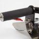 Hand held diecut stripping machine handle